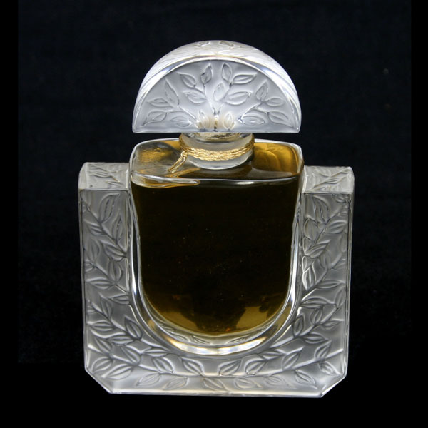 Lalique ChГЁvrefeuille Factice Perfume Flacon Collection 1993 Edition